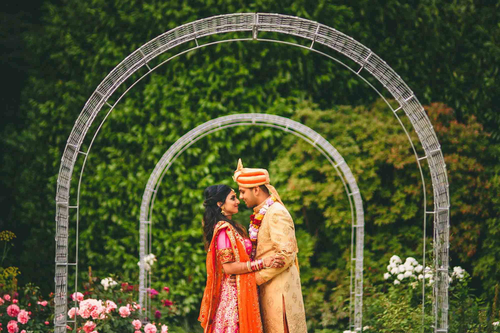 Bhaktivedanta Manor Hare Krishna Wedding