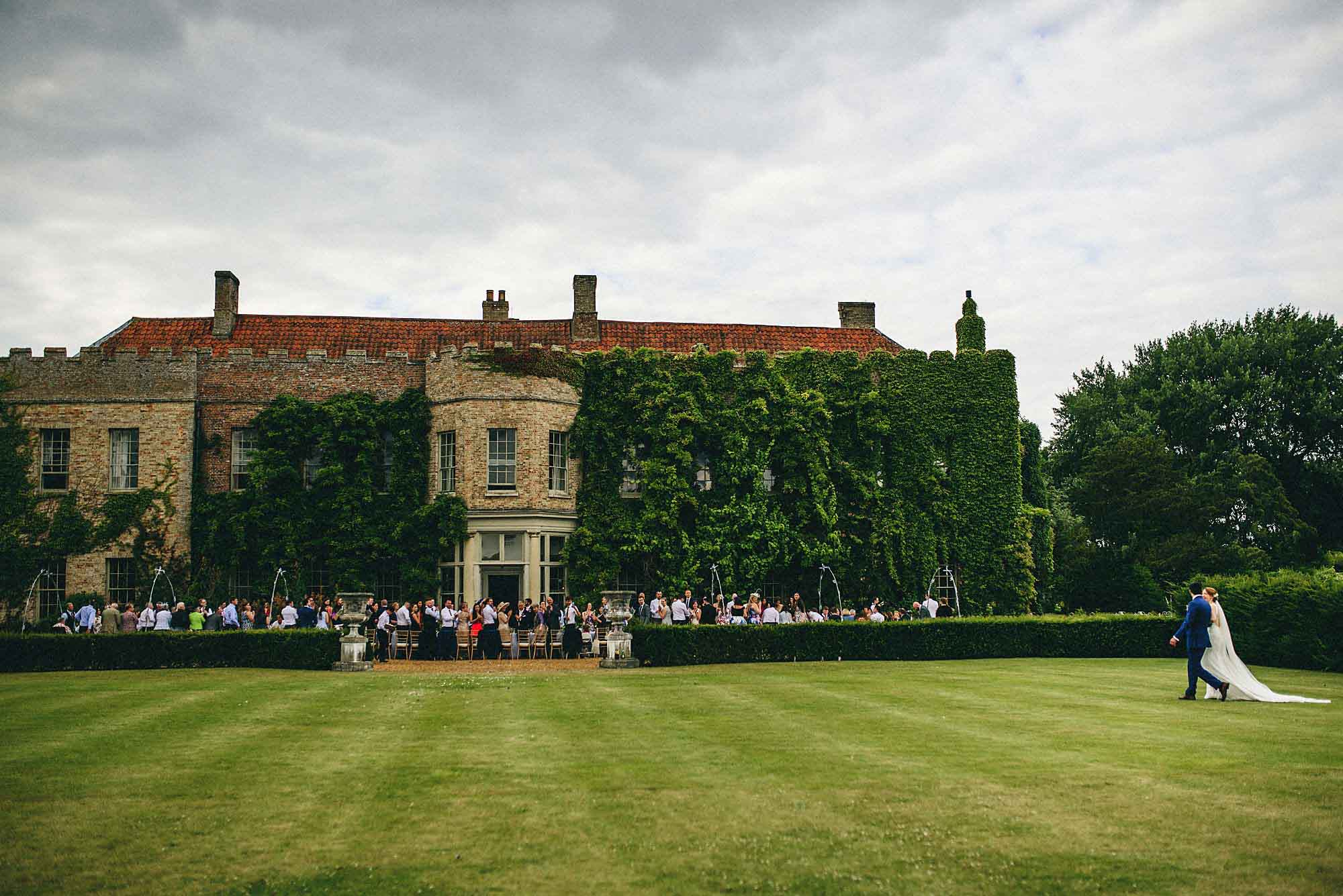 Narborough Hall Gardens wedding photography 38 Completed