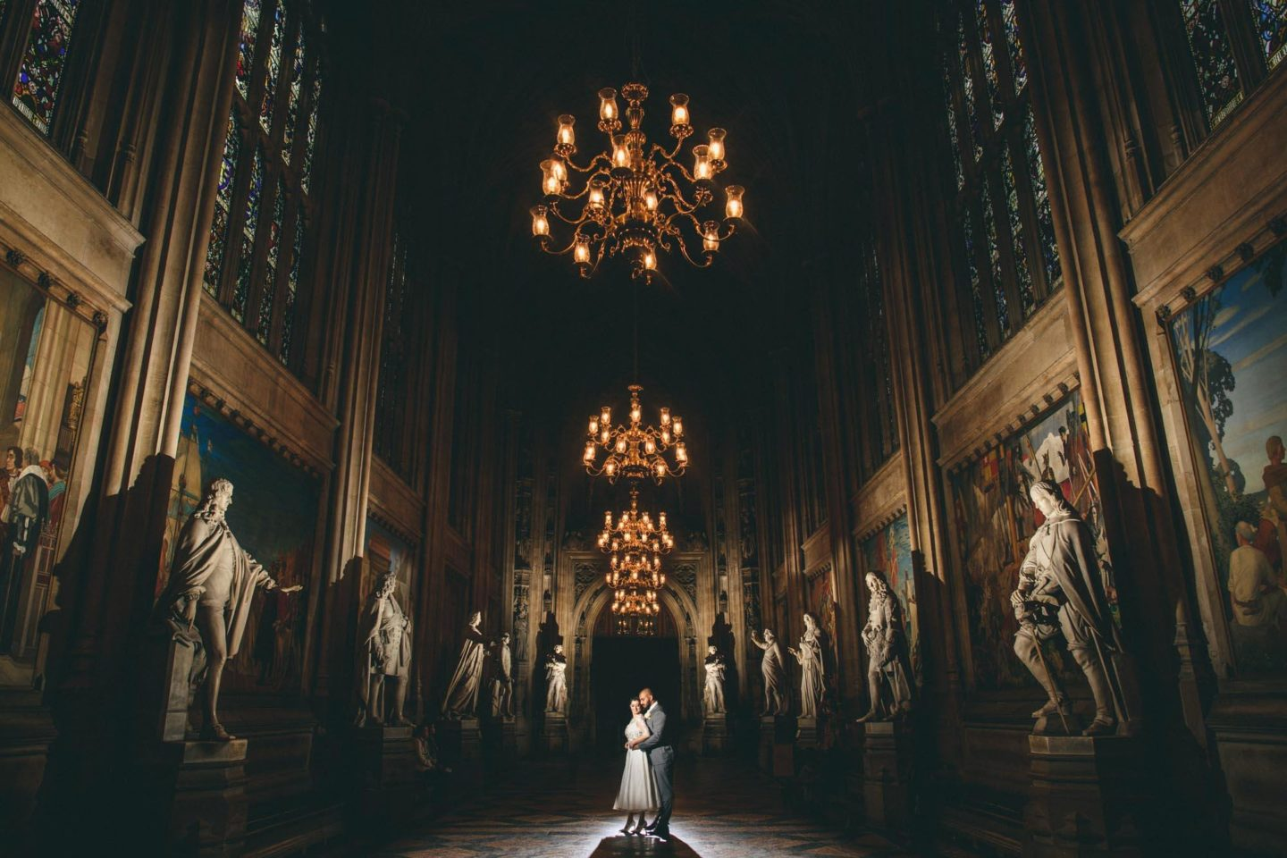 Houses of Parliament Wedding Photography