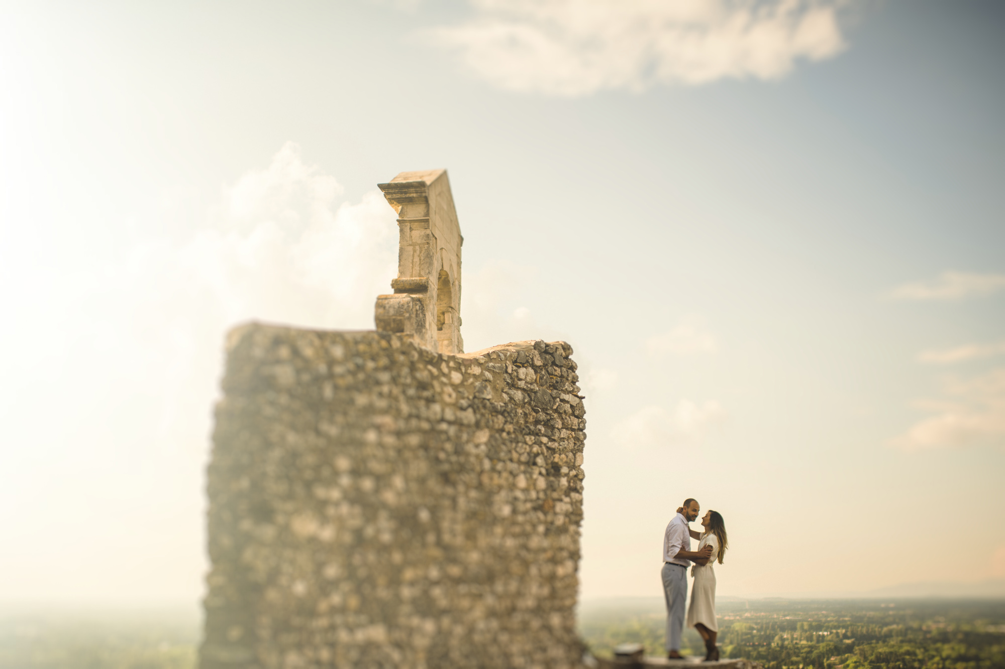 Provence Engagement Shoot