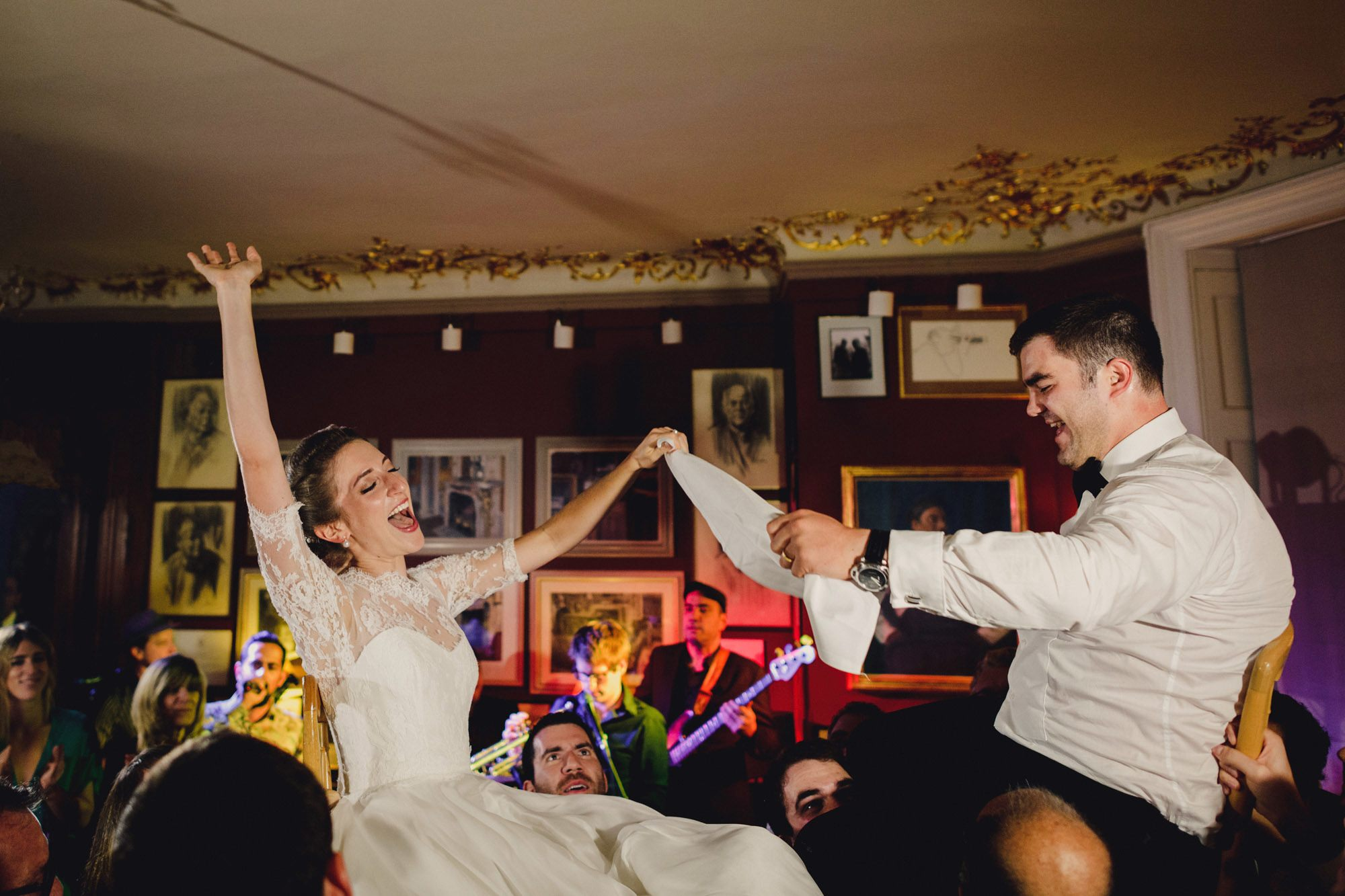 The Savile Club Wedding Photography