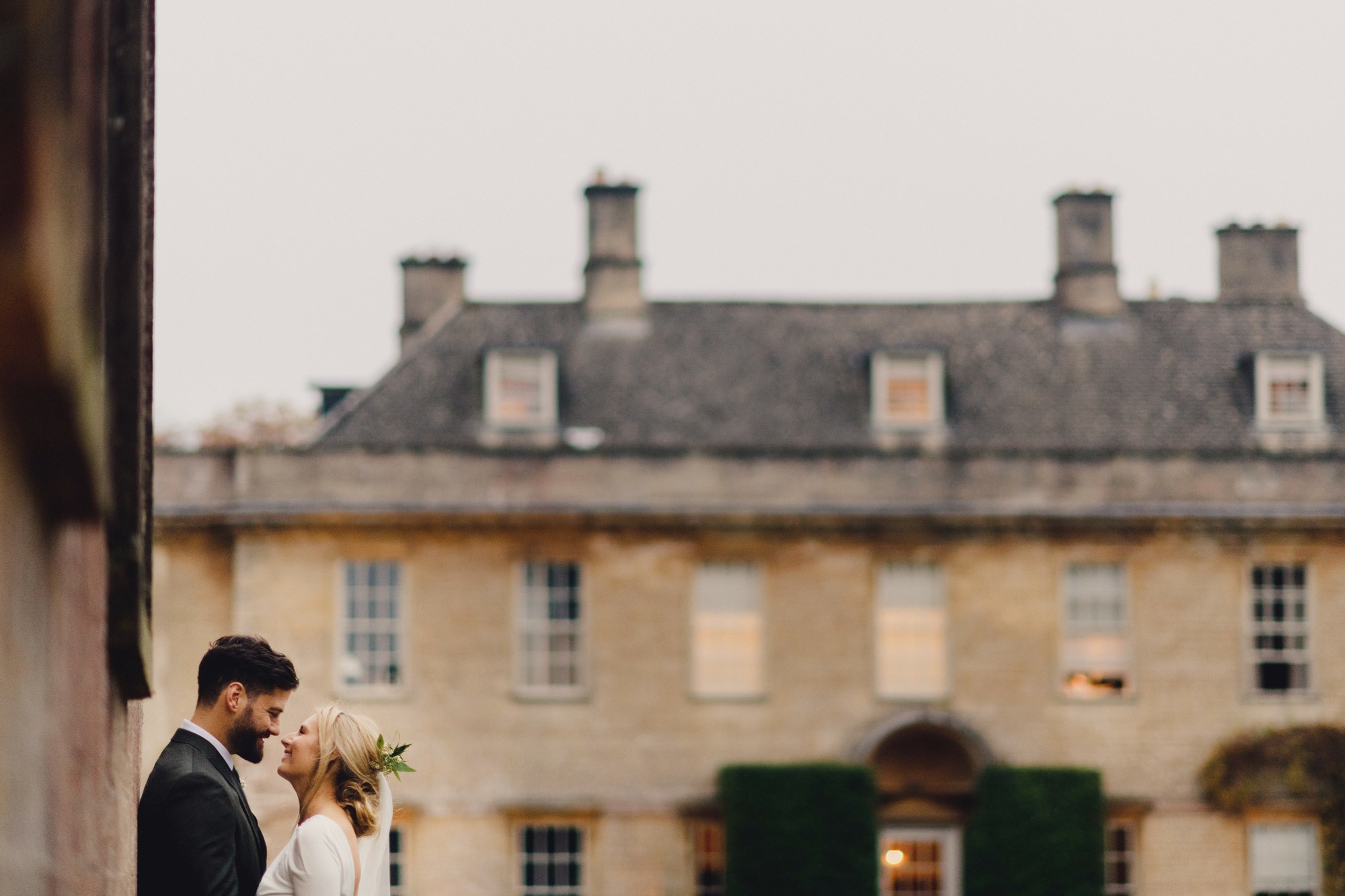 Wedding Photographer Babington House